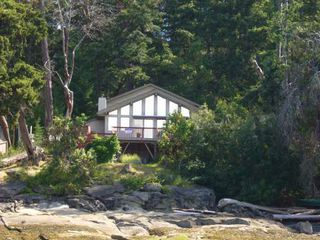 Photo 1: 260 Forbes Rd. Thetis Island in Thetis Island: House for sale : MLS®# 235194