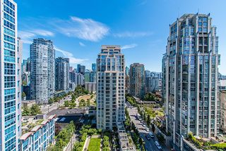 "Photo 1: 1902 1295 RICHARDS Street in Vancouver: Downtown VW Condo for sale in ""OSCAR"" (Vancouver West)  : MLS®# R2190580"