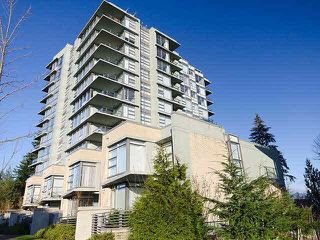 "Photo 1: 1106 9188 UNIVERSITY Crescent in Burnaby: Simon Fraser Univer. Condo for sale in ""Altaire By Polygon"" (Burnaby North)  : MLS®# R2196191"