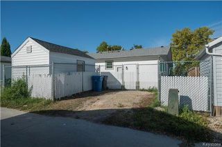Photo 18: 777 Dale Boulevard in Winnipeg: Westdale Residential for sale (1H)  : MLS®# 1725481