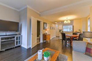"Photo 11: 206 828 ROYAL Avenue in New Westminster: Downtown NW Townhouse for sale in ""BRICKSTONE WALK"" : MLS®# R2222014"