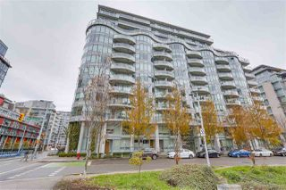 "Photo 3: 604 1661 ONTARIO Street in Vancouver: False Creek Condo for sale in ""SAILS"" (Vancouver West)  : MLS®# R2234220"