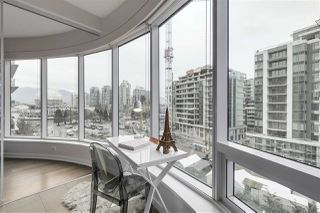 "Photo 13: 604 1661 ONTARIO Street in Vancouver: False Creek Condo for sale in ""SAILS"" (Vancouver West)  : MLS®# R2234220"