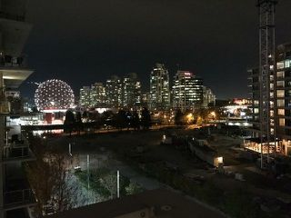 "Photo 15: 604 1661 ONTARIO Street in Vancouver: False Creek Condo for sale in ""SAILS"" (Vancouver West)  : MLS®# R2234220"