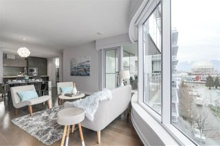 "Photo 7: 604 1661 ONTARIO Street in Vancouver: False Creek Condo for sale in ""SAILS"" (Vancouver West)  : MLS®# R2234220"
