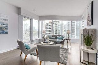 "Photo 6: 604 1661 ONTARIO Street in Vancouver: False Creek Condo for sale in ""SAILS"" (Vancouver West)  : MLS®# R2234220"