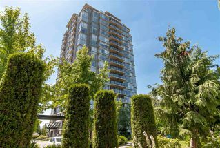 Photo 1: 909 555 DELESTRE Avenue in Coquitlam: Coquitlam West Condo for sale : MLS®# R2235386