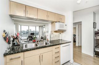 """Photo 8: 1802 1077 MARINASIDE Crescent in Vancouver: Yaletown Condo for sale in """"MARINASIDE RESORT"""" (Vancouver West)  : MLS®# R2238835"""