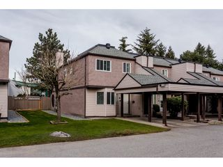 "Photo 1: 6 7551 140 Street in Surrey: East Newton Townhouse for sale in ""Glenview Estates"" : MLS®# R2244371"