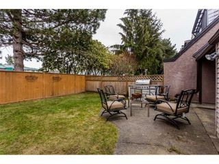 "Photo 40: 6 7551 140 Street in Surrey: East Newton Townhouse for sale in ""Glenview Estates"" : MLS®# R2244371"