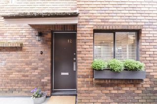Photo 2: 12 960 W 13TH AVENUE in Vancouver: Fairview VW Townhouse for sale (Vancouver West)  : MLS®# R2248217