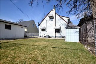 Photo 18: 347 Duffield Street in Winnipeg: Deer Lodge Residential for sale (5E)  : MLS®# 1810583