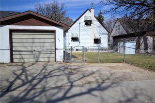 Photo 20: 347 Duffield Street in Winnipeg: Deer Lodge Residential for sale (5E)  : MLS®# 1810583