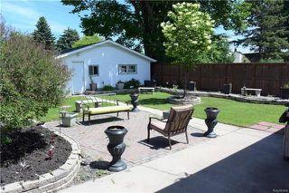 Photo 20: 505 Burrin Avenue in Winnipeg: West Kildonan Residential for sale (4D)  : MLS®# 1816955