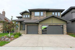 Main Photo: 3446 KESWICK Boulevard in Edmonton: Zone 56 House for sale : MLS®# E4127541