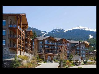 "Photo 1: 305A 2020 LONDON Lane in Whistler: Whistler Creek House 1/2 Duplex for sale in ""Evolution"" : MLS®# R2311750"