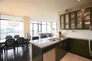 "Photo 1: 1701 4250 DAWSON Street in Burnaby: Brentwood Park Condo for sale in ""OMA2"" (Burnaby North)  : MLS®# R2324594"