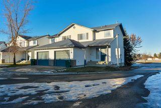 Main Photo: 3 GROVE MEADOW Drive: Spruce Grove House Half Duplex for sale : MLS®# E4137395