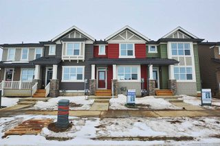 Photo 2: 1168 ROSENTHAL Boulevard in Edmonton: Zone 58 Attached Home for sale : MLS®# E4139019