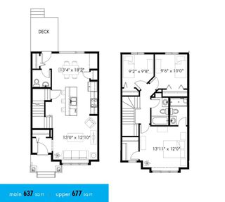 Photo 23: 1168 ROSENTHAL Boulevard in Edmonton: Zone 58 Attached Home for sale : MLS®# E4139019