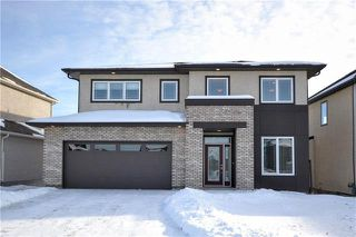Photo 1: 112 Eagleview Road in Winnipeg: Bridgwater Lakes Residential for sale (1R)  : MLS®# 1900476