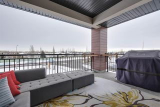 Photo 11: 320 1004 Rosenthal Boulevard in Edmonton: Zone 58 Condo for sale : MLS®# E4141285