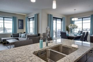 Photo 1: 320 1004 Rosenthal Boulevard in Edmonton: Zone 58 Condo for sale : MLS®# E4141285