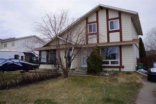 Main Photo: 7915 92 Avenue: Fort Saskatchewan House Half Duplex for sale : MLS®# E4141622