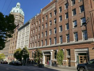 Photo 1: 601 546 BEATTY Street in Vancouver: Downtown VW Condo for sale (Vancouver West)  : MLS®# R2336595