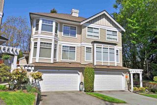 """Main Photo: 4 5950 OAKDALE Road in Burnaby: Oaklands Townhouse for sale in """"Heathercrest in the Oaklands"""" (Burnaby South)  : MLS®# R2337808"""