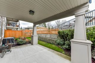 """Photo 4: 22 7138 210 Street in Langley: Willoughby Heights Townhouse for sale in """"Prestwick"""" : MLS®# R2355849"""