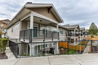"""Photo 2: 22 7138 210 Street in Langley: Willoughby Heights Townhouse for sale in """"Prestwick"""" : MLS®# R2355849"""