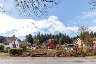 Main Photo: LOT A 2705 ST GEORGE Street in Port Moody: Port Moody Centre Home for sale : MLS®# R2370675