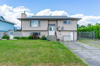 Main Photo: 46423 DARLENE Avenue in Chilliwack: Chilliwack E Young-Yale House for sale : MLS®# R2377624