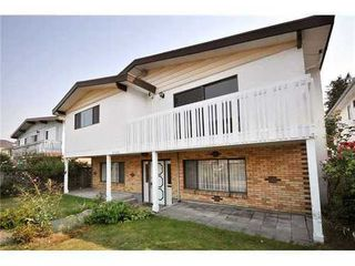 Photo 1: 2108 54TH Ave in Vancouver East: Fraserview VE Home for sale ()  : MLS®# V844813