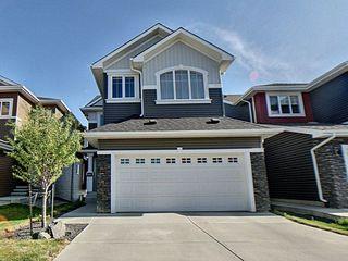 Photo 1: 16447 17 Avenue in Edmonton: Zone 56 House for sale : MLS®# E4163476