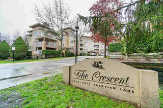 "Main Photo: 204 2559 PARKVIEW Lane in Port Coquitlam: Central Pt Coquitlam Condo for sale in ""THE CRESCENT"" : MLS®# R2420667"