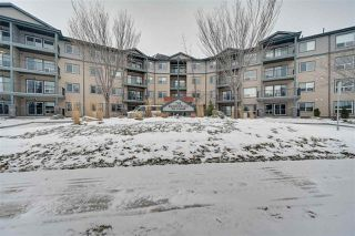 Photo 1: 313 11511 27 Avenue in Edmonton: Zone 16 Condo for sale : MLS®# E4181404
