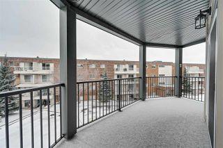 Photo 18: 313 11511 27 Avenue in Edmonton: Zone 16 Condo for sale : MLS®# E4181404