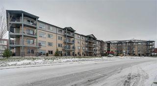 Photo 2: 313 11511 27 Avenue in Edmonton: Zone 16 Condo for sale : MLS®# E4181404