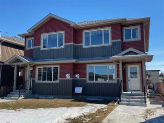 Photo 1:  in Edmonton: Zone 21 House Half Duplex for sale : MLS®# E4204330