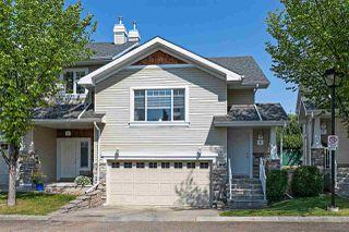 Photo 1: 9 2508 HANNA Crescent in Edmonton: Zone 14 Townhouse for sale : MLS®# E4208730