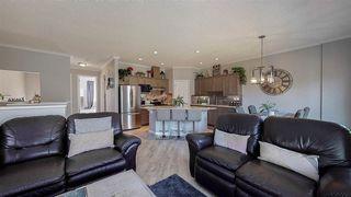 Photo 2: 9 2508 HANNA Crescent in Edmonton: Zone 14 Townhouse for sale : MLS®# E4208730