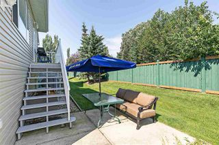 Photo 45: 9 2508 HANNA Crescent in Edmonton: Zone 14 Townhouse for sale : MLS®# E4208730