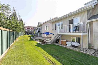 Photo 43: 9 2508 HANNA Crescent in Edmonton: Zone 14 Townhouse for sale : MLS®# E4208730