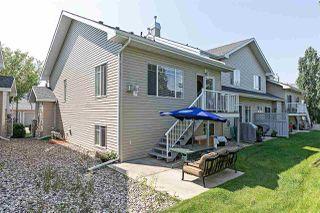 Photo 42: 9 2508 HANNA Crescent in Edmonton: Zone 14 Townhouse for sale : MLS®# E4208730