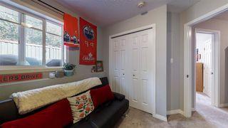 Photo 39: 9 2508 HANNA Crescent in Edmonton: Zone 14 Townhouse for sale : MLS®# E4208730