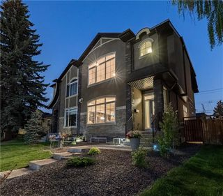 Photo 1: 1126 17 Avenue NW in Calgary: Capitol Hill Semi Detached for sale : MLS®# A1042734