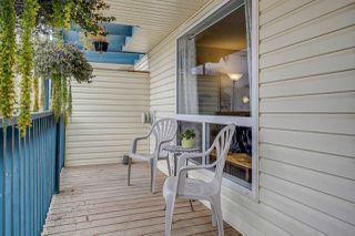Photo 1: 10516 108 Avenue NW in Edmonton: Zone 08 House Half Duplex for sale : MLS®# E4219119