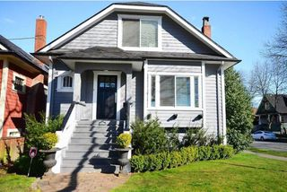 Photo 1: 3292 LAUREL Street in Vancouver: Cambie House for sale (Vancouver West)  : MLS®# R2516066